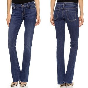 Mother The Runaway Skinny Flare Jeans Storm Sz 29